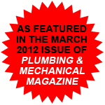 Plumbing & Mechanical Magazine March 2012